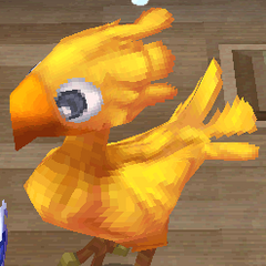 Yellow Chocobo (iOS).