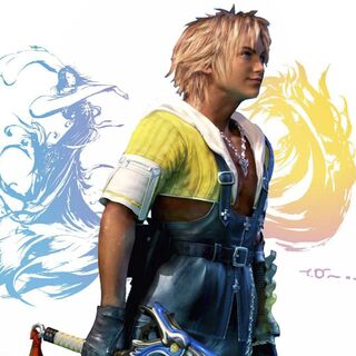 Tidus is my favorite guy