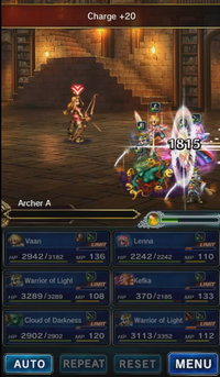 FFBE Charge 20