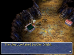 FFIII Altar Cave Leather Shield