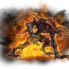 Ultimate+ Ifrit.