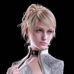 Portrait from the Kingsglaive.