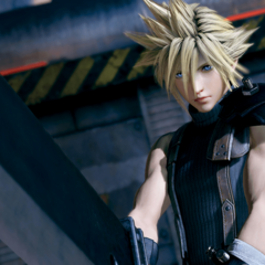 Cloud Strife.
