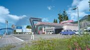Станция Кёрникс - Альстор вид ФФ15