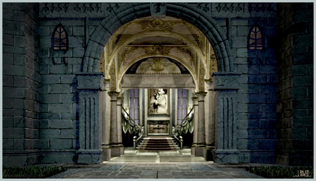 image alexandria castle entrance ffix jpg final fantasy wiki