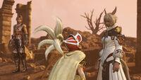 Dissidia Final Fantasy NT, Vaan, Onion Knight and Y'shtola