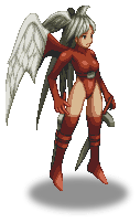 FFBE Ultima the High Seraph Sprite