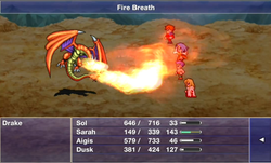 FFD Fire Breath