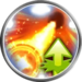 FFRK Burning Flame Icon