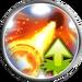 FFRK Burning Flame Icon