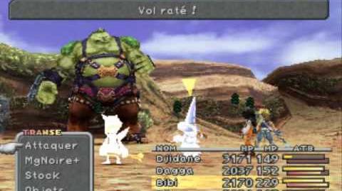 Final Fantasy 9 - Soluce - 312. Gargantua (Partie 2 2)