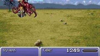 Final Fantasy VI ENG - Limit Desperation Exhibition-0