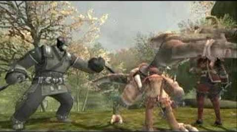 Final Fantasy XI trailer