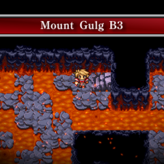 Mount Gulg. (PSP)