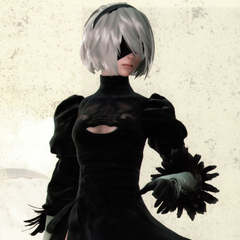 Render in <i>NieR: Automata</i>.