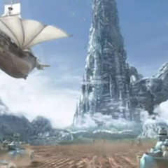 The Battle of the Giant Babil, from the DS release.