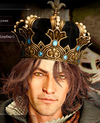 Королевская корона из ЭпАр-ФФ15