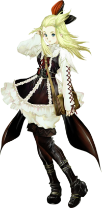 BDFTS Edea Bonus Costume Artwork
