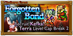FFRK Forgotten Bond Event