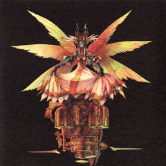Artwork of Ultima in <i>Final Fantasy Tactics Advance</i>.