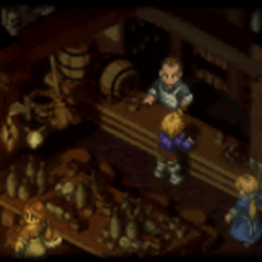 Tavern in chapter 2 and 3.
