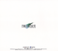 FFVII OST Old Booklet2