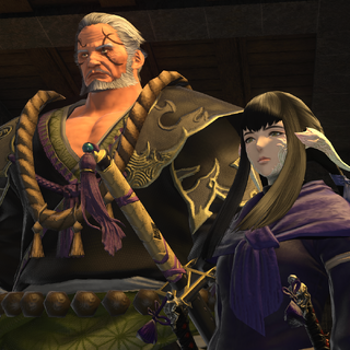 Gosetsu and Yugiri.