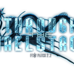 Patch 2.2 <i>Through the Maelstrom</i> logo