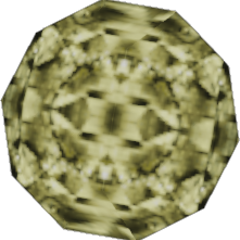 Crystal Leather Shield used by <a href=