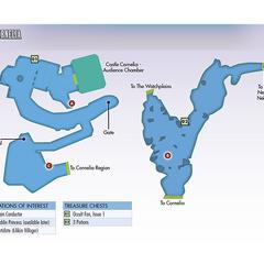 Cornelia Map