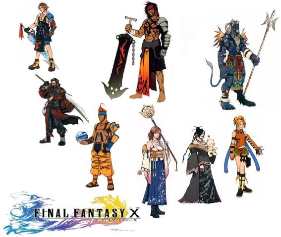 File:Final Fantasy X Wallpaper.jpg