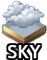 FFIX Chocobo Ability Sky Icon HD