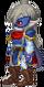 FFL2 BlueMageDeathLord