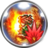 FFRK Secret Fist of the Scarlet Hair Icon