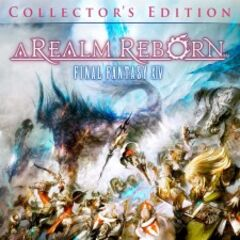 <i>Final Fantasy XIV: A Realm Reborn</i> Collector's Edition thumbnail.