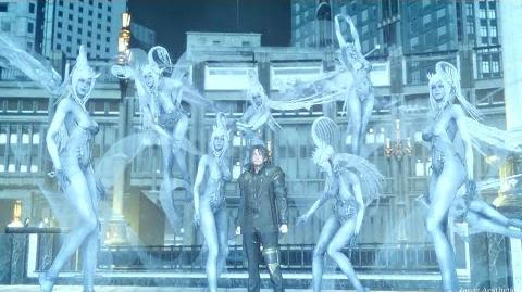 FINAL FANTASY XV - All Summons