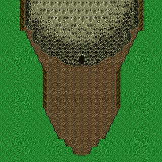 Meteorito de Gohn (SNES).