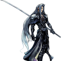 <i>Dissidia Final Fantasy</i> artwork.