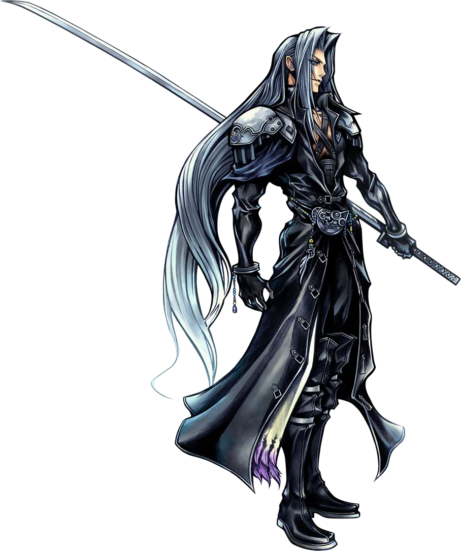 Sephiroth Final Fantasy VII Other appearances