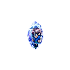 Bartz's Memory Crystal.