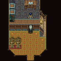 Jidoor's Weapon Shop (GBA).