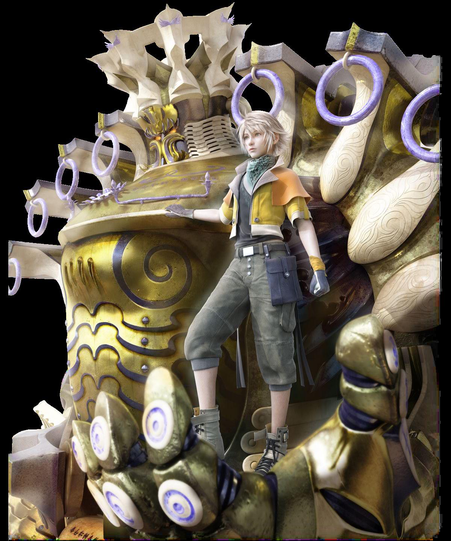 Cartoon Final Fantasy: A List of All Parts 38