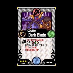 102 Dark Blade
