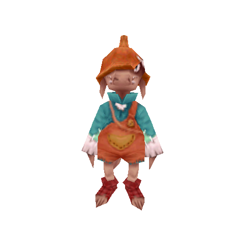 Puck's in-game render.