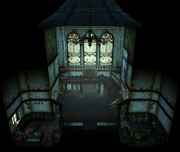 Shinra mansion