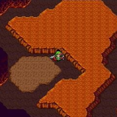 Sylph Cave on the world map in <i><a href=