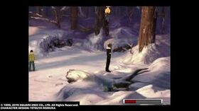 The Beginner's Forest from FINAL FANTASY VIII Remastered