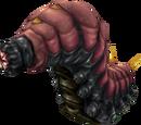 Lava Worm (Crisis Core)