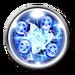FFRK Scary Blizzard Icon
