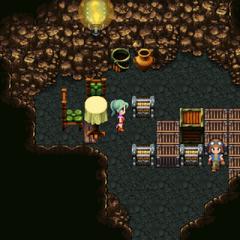 Storage room (iOS/Android/PC).